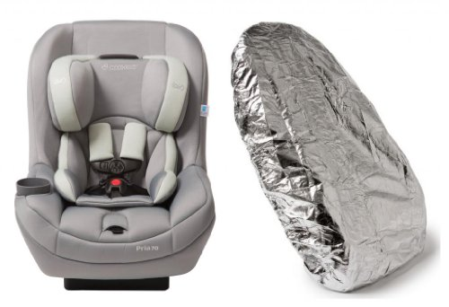 Air Protect Convertible Car Seat