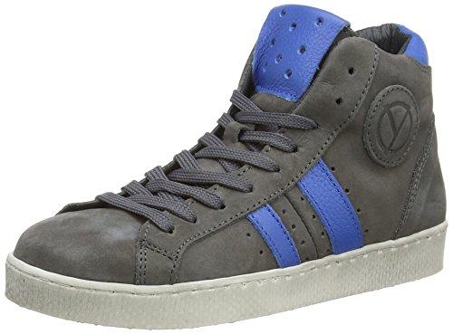 HIP H1046, Low-Top Sneaker Unisex - bambino, Grigio (Grau (18CO/44CO)), 28