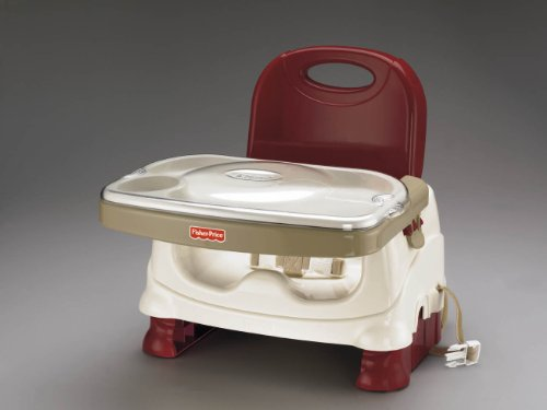Fisher-Price 费雪 Deluxe Booster Seat 宝宝餐椅 $18.99+$23.36直邮中国(约¥270)图片