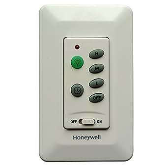 Honeywell Wall-Mounted Ceiling Fan Remote, Model 40014