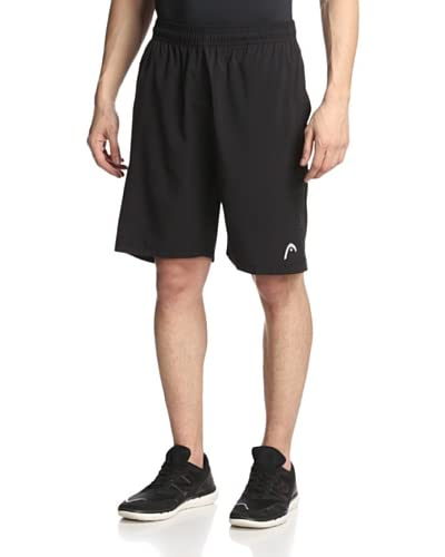 HEAD Men's Perforated Woven Shorts