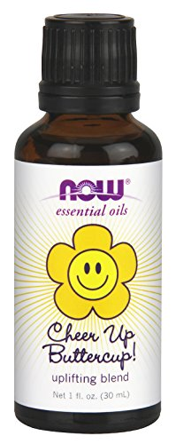 Now Foods Cheer Up Buttercup! Oil Blend, 1 Ounce
