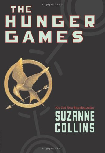 Featured Author of the Month: 'Suzanne Collins' The Hunger Games