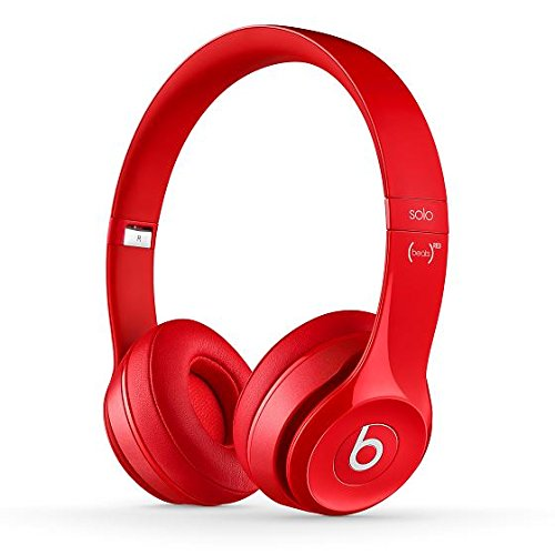 beats by dr.dre Solo2 REDの写真01。おしゃれなヘッドホンをおすすめ-HEADMAN(ヘッドマン)-