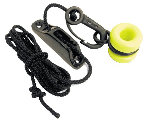 Scotty Downrigger Weight Retriever with Snap Fairlead Cleat and 78-Inch of Cord