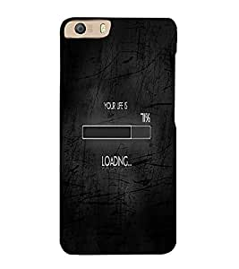 Perfect print Back cover for Micromax Canvas Knight 2 E471
