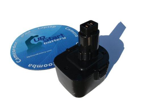 Dewalt 12V Replacement Battery For De9074, Dw9072, Dc740Ka, De9071, Dc9071, Dw9071, Dw927K-2, Dw972, Dw953 - Upstart Battery Brand