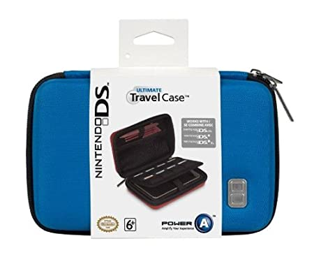 Ultimate Travel Case for DSi XL - Blue