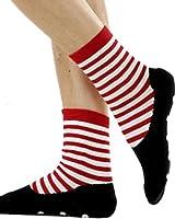 Ruby Red Slipper Socks Fun Novelty Womens Footwear - One-Size