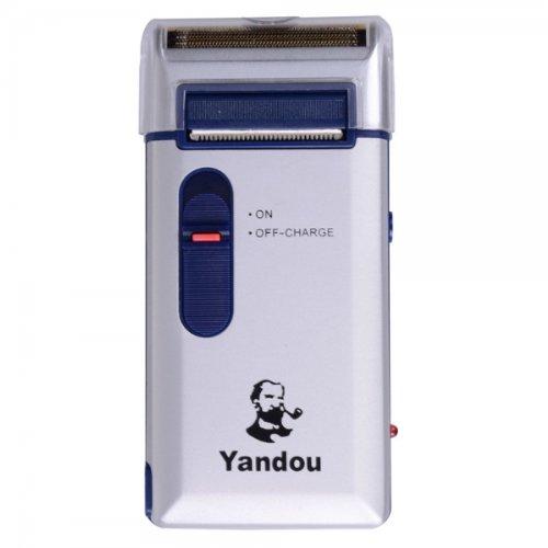 Yandou Sv-W301U One Head Rechargeable Shaver Silver By Preciastore
