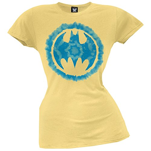 Batman -  T-shirt - Donna giallo Large