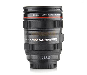 1:1 Ef 24-105mm F/4.0l Coffee Camera Lens Mug Cup from YingYing Supplies