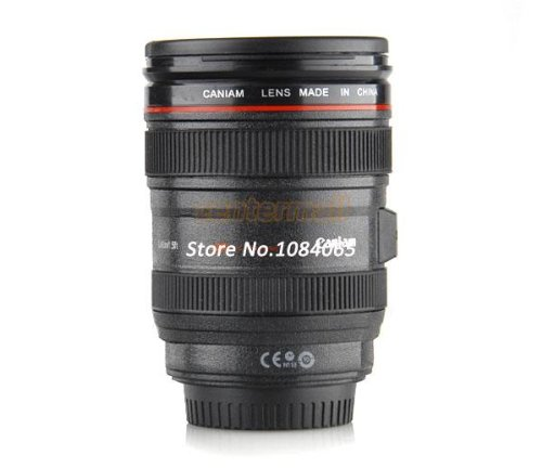 1:1 Ef 24-105Mm F/4.0L Coffee Camera Lens Mug Cup front-508898