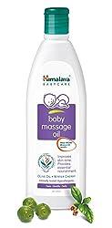 Himalaya Herbals Baby Massage Oil (200ml)