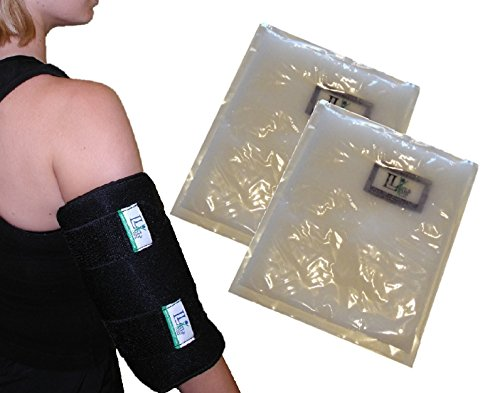 "10"" x 12"" Medium Hot Thermal and Ice Cold Compress Therapy G"
