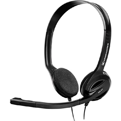 Dual-Sided Pc31-Ii Headset With Noise Canceling Microphone