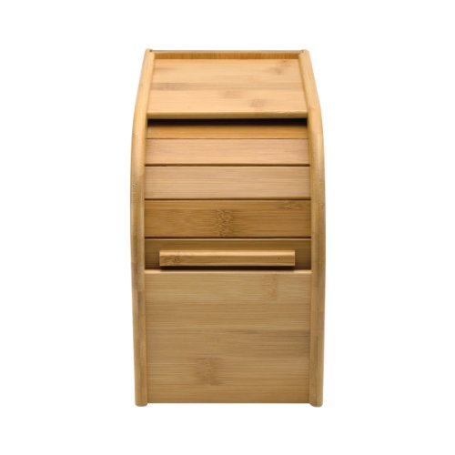 Kamenstein Bamboo Coffee Pod House front-728200