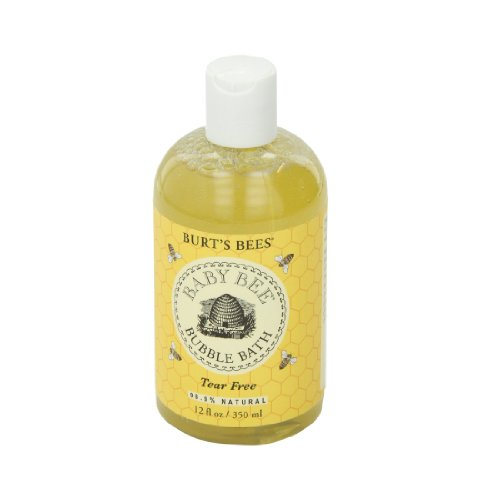 Burt'S Bees Baby Bee Bubble Bath Tear Free 12 Oz.
