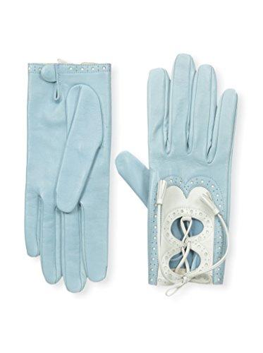 Hermés Women's Brogue Gloves