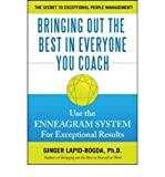 img - for [(Bringing Out the Best in Everyone You Coach: Use the Enneagram System for Exceptional Results )] [Author: Ginger Lapid-Bogda] [Nov-2009] book / textbook / text book