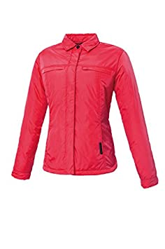 Tucano urbano 8916WF024R7 mERCOLEDÌ-respirant, windproof and water-repellent cut short women's padded jacket-rouge-taille xXL