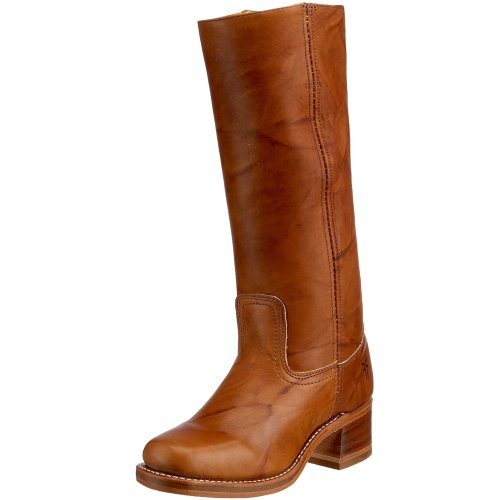 Frye Women's Campus 14L Boot Saddle 77050SDL6 4 UK B