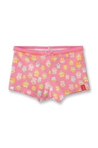 Esprit Bodywear Girls B9638/Owl Aop Pants Pink (Bb ) 128/134