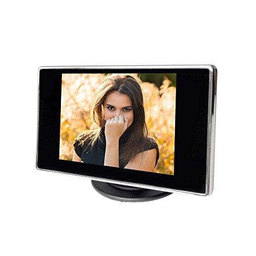 KKMOON-35-Zoll-Hign-Definition-Auto-TFT-Farben-LCD-Monitor-fr-Running-Back-Rckspiegel-Rckfahrkamera-DVD-VCR