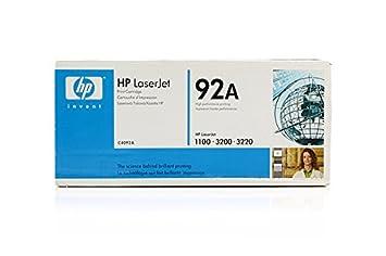 Canon LBP-800 - Original HP C4092A / 92A - Cartouche de Toner Noir -