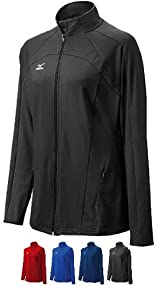 Mizuno 440364 Women's Full Zip G2 Jacket (Call 1-800-234-2775 to order)