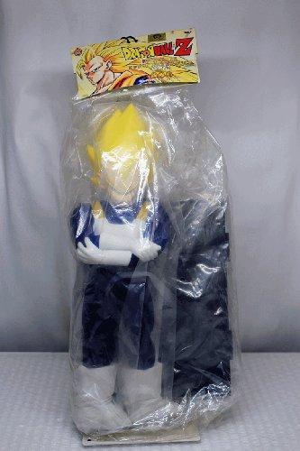 Check Prices Dragon Ball Z Big Size Soft Vinyl Figure Vegeta Super Saiyan Akira Toriyama Japan Import
