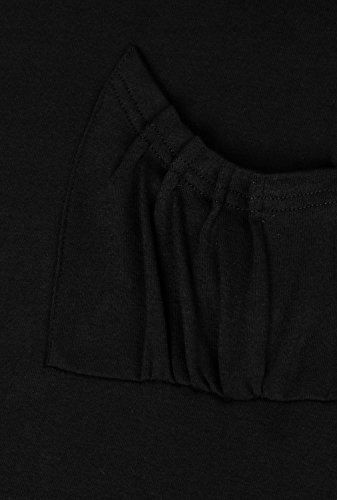 Angelababy-Fashion-Womens-Long-Sleeve-Cowl-Neck-Knitting-Tunic-Top