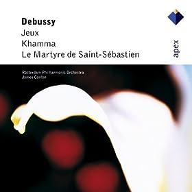 Debussy : Le martyre de Saint-S�bastien, Symphonic Fragments : VI Le bon Pasteur