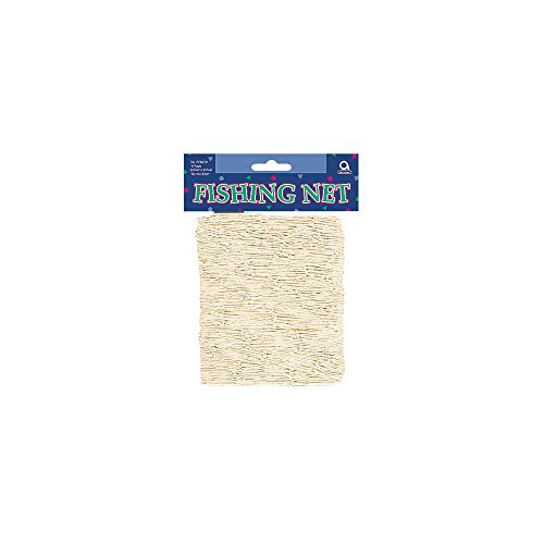 Amscan BB830084 Decorative Fishing Net -Each