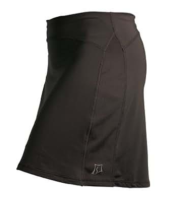Skirt Sports Women's Happy Girl Skirt,Black,X-Small