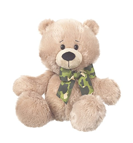 "Ganz 7"" Ethan Bear Plush, Tan"
