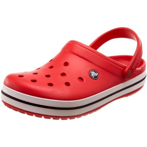 [クロックス] crocs Crocband 11016-610-005 red(red/M5/W7)