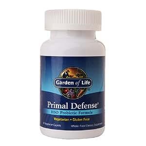 Garden Of Life Primal Defense Hso Probiotic Veggie Caps 90 Ea Health Personal Care