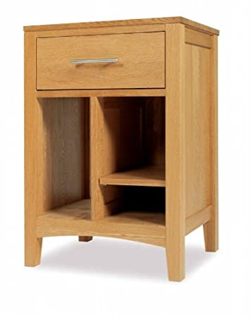 Caja de ordenador Hereford furniture House armario de madera de roble