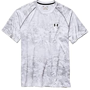 Under Armour Men's Printed Tech Tee