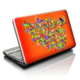 "Orange Squirt Design Skin Decal Sticker for Universal Netbook Notebook 10"""" x 8"""""