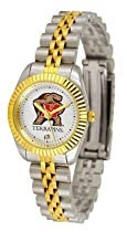 Maryland Terrapins Suntime Ladies Executive Watch - NCAA College Athletics