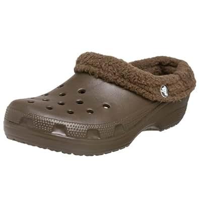 Crocs Mammoth Sabot U, Unisex - Erwachsene Clogs & Pantoletten CR.10049, Braun (COCO), EU 46-47 (UK 11)