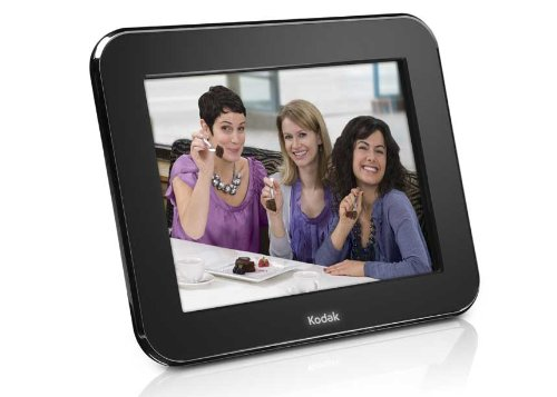 Kodak Pulse 7 inch Digital Wi-Fi Frame with Facebook and Email Connectivity