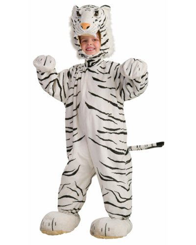 White Tiger Cub Costume