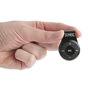 Adaptador y Recibidor Jumbl Bluetooth 4.0 manos libres para llamadas y A2DP, color verde