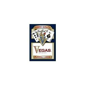 vegas brand playing cards