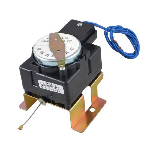 Water & Wood Black Washing Machine Replacement Motor Tractor Spare Part Ac 220V 50Hz 3W