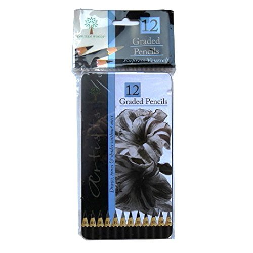 sil-graded-artists-sketching-pencils-12-pack