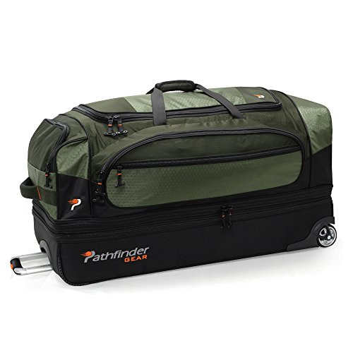 pathfinder-gear-36-inch-rolling-drop-bottom-duffel-olive-one-size